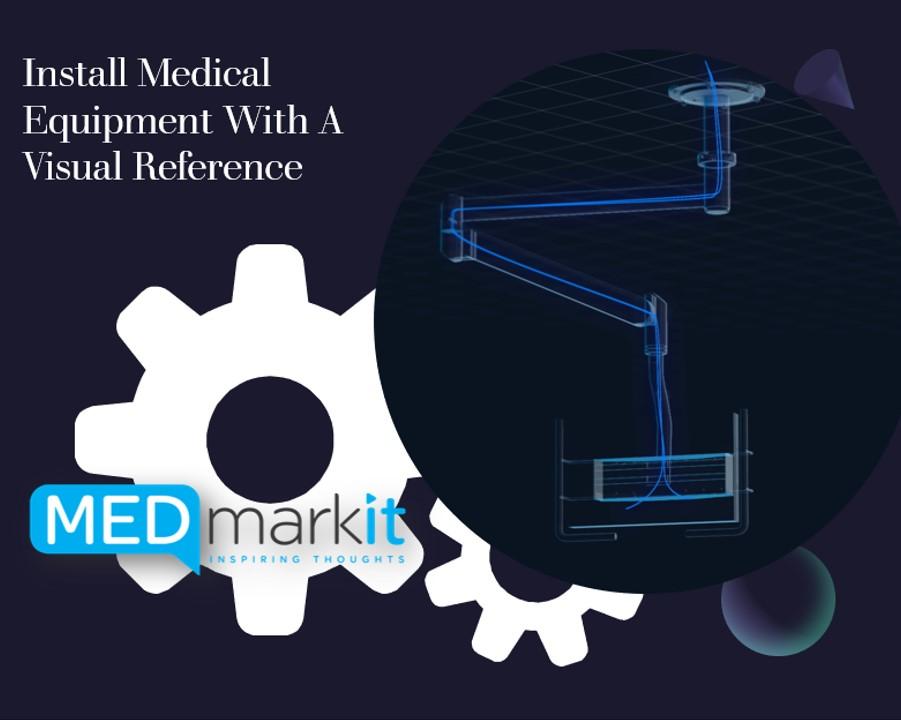 Medical Equipment Installation Animation Video